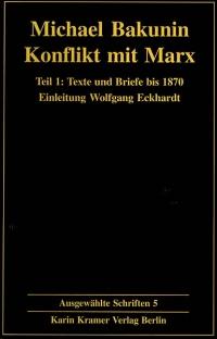 Bakunin: Ausgewählte Schriften - Bd. 5