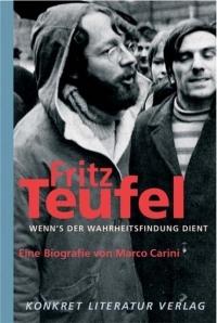 Fritz Teufel - Wenns der Wahrheitsfindung dient