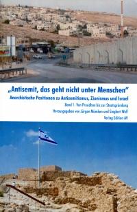 Antisemit, das geht nicht unter Menschen - Band 1