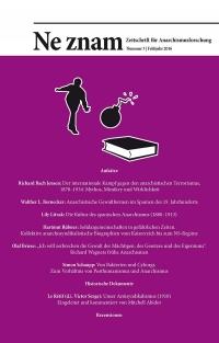 Ne znam - Zeitschrift für Anarchismusforschung, Nr. 03