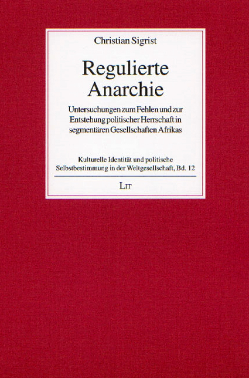 Regulierte Anarchie