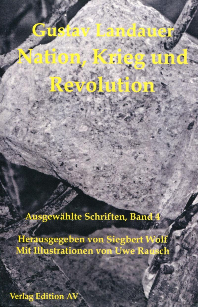 Landauer: Ausgewählte Schriften - Band 04