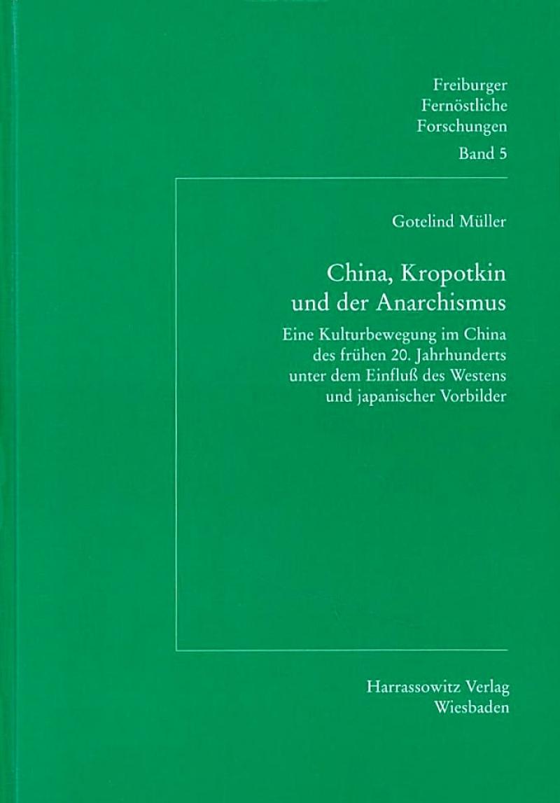 China, Kropotkin und der Anarchismus