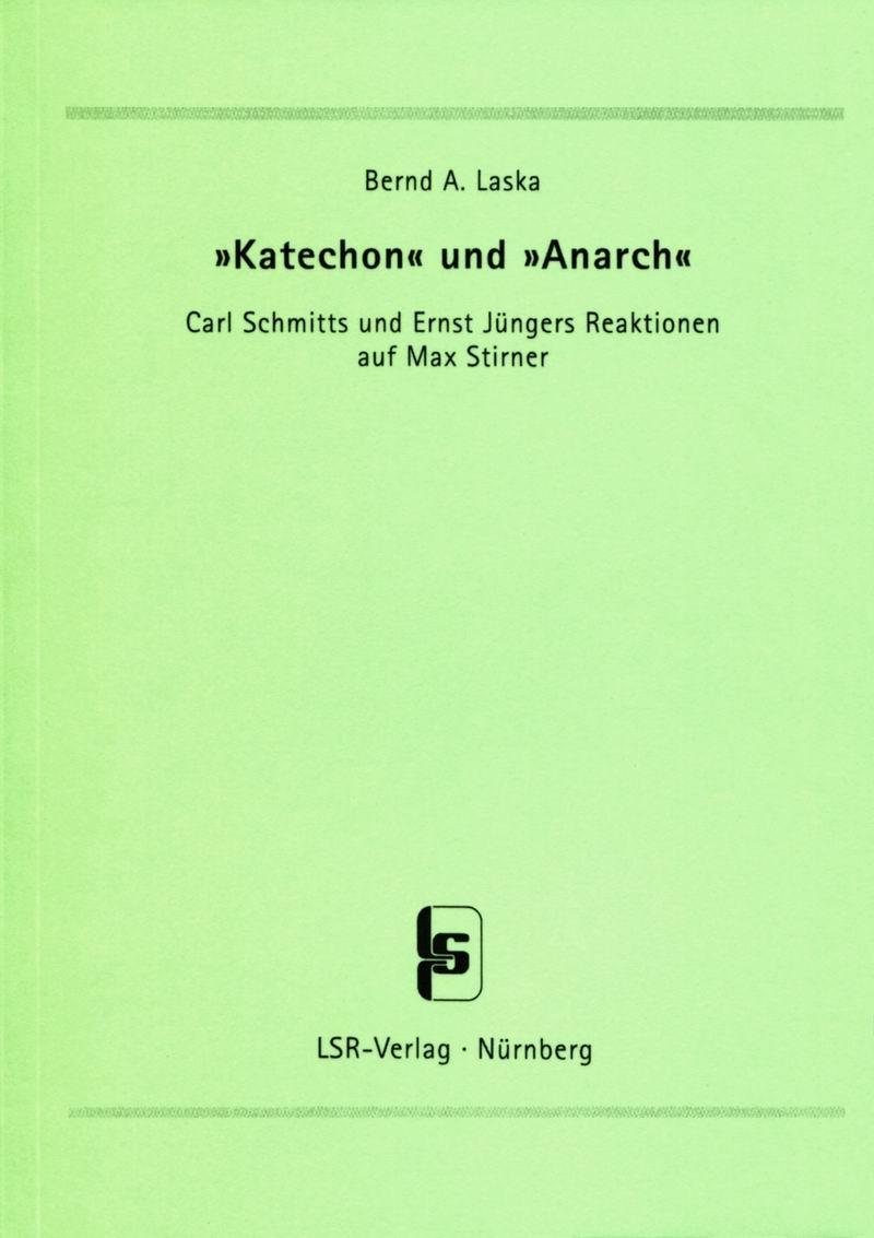 Katechon und Anarch