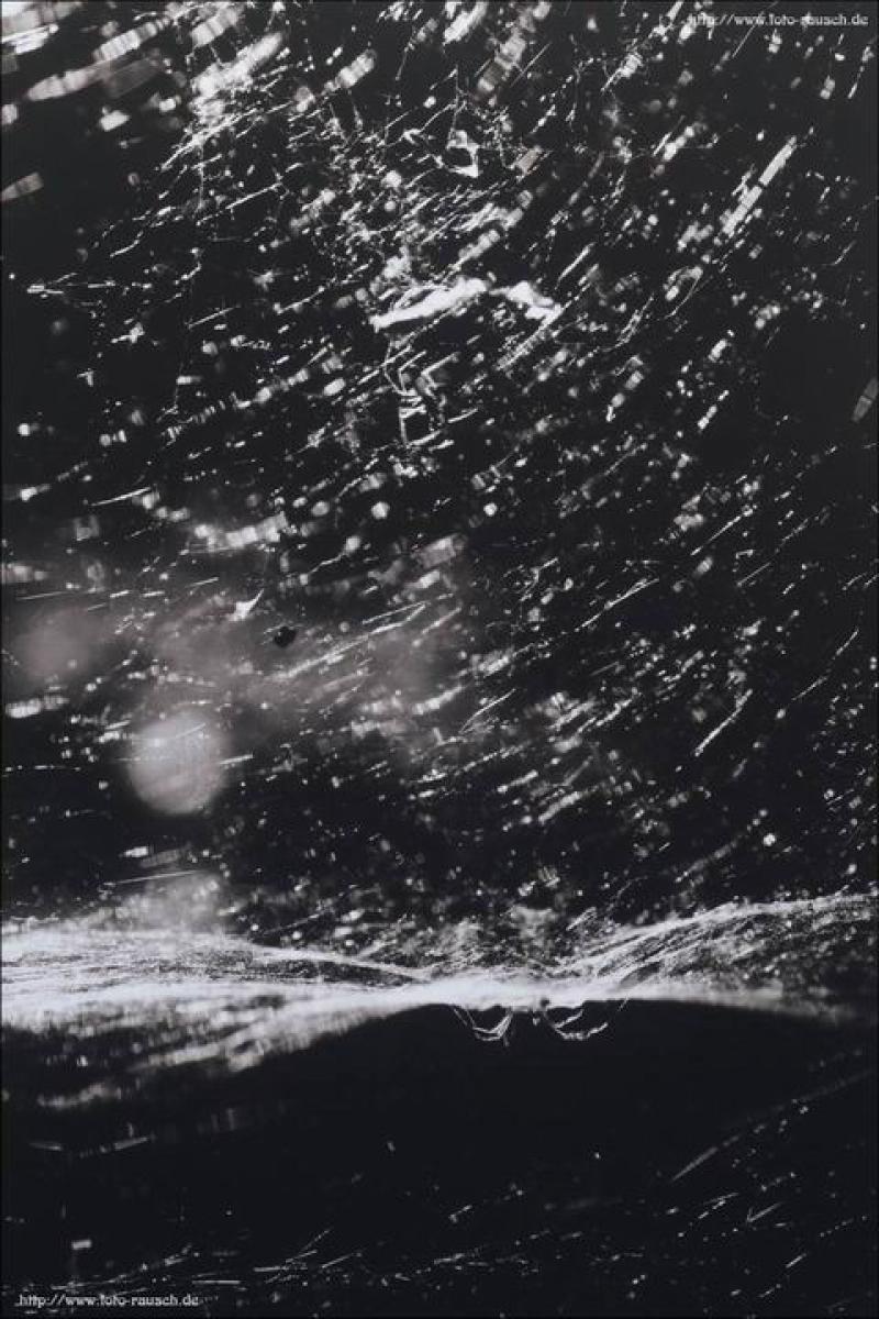 Licht 45 - Carbongraustufendruck