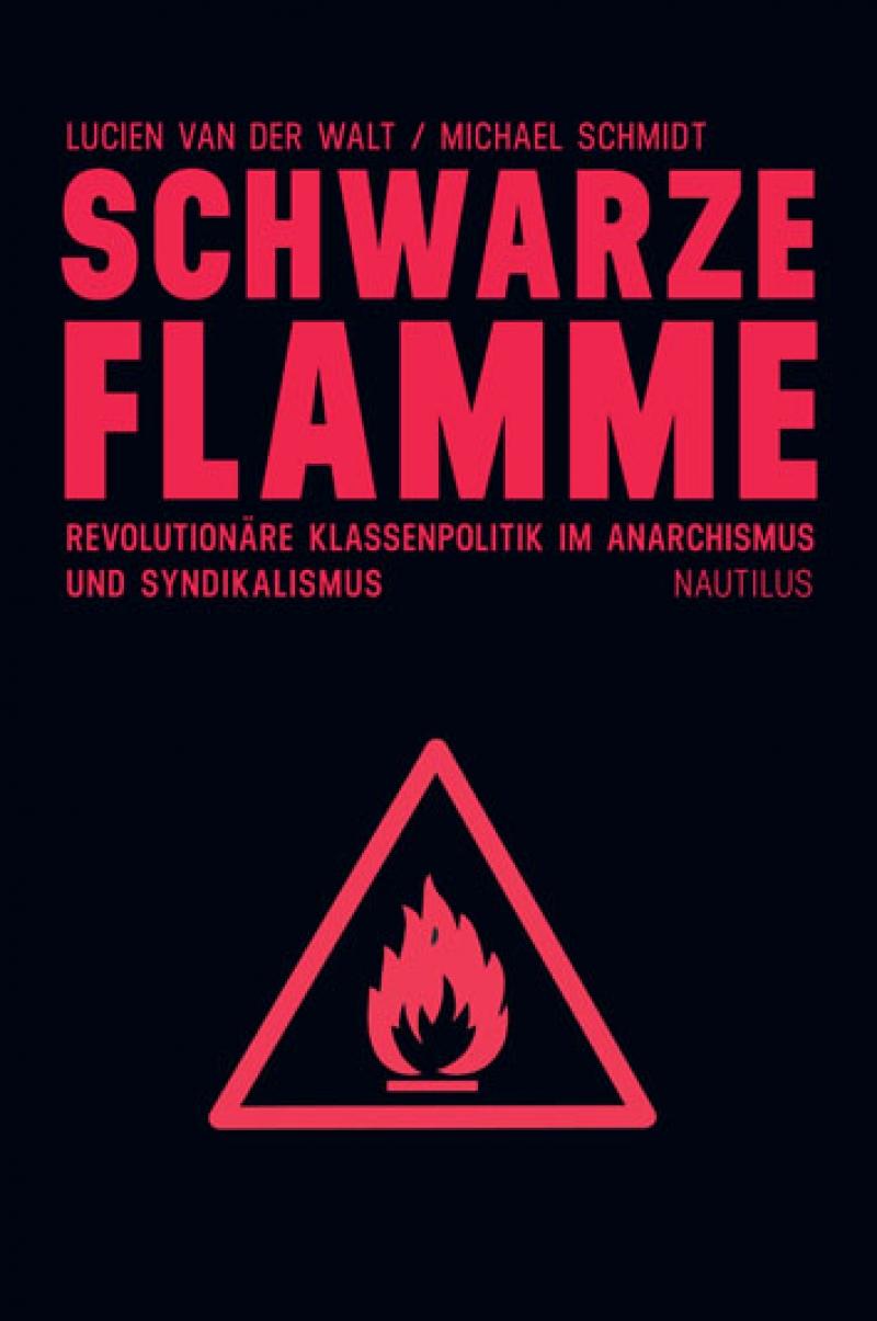 Schwarze Flamme