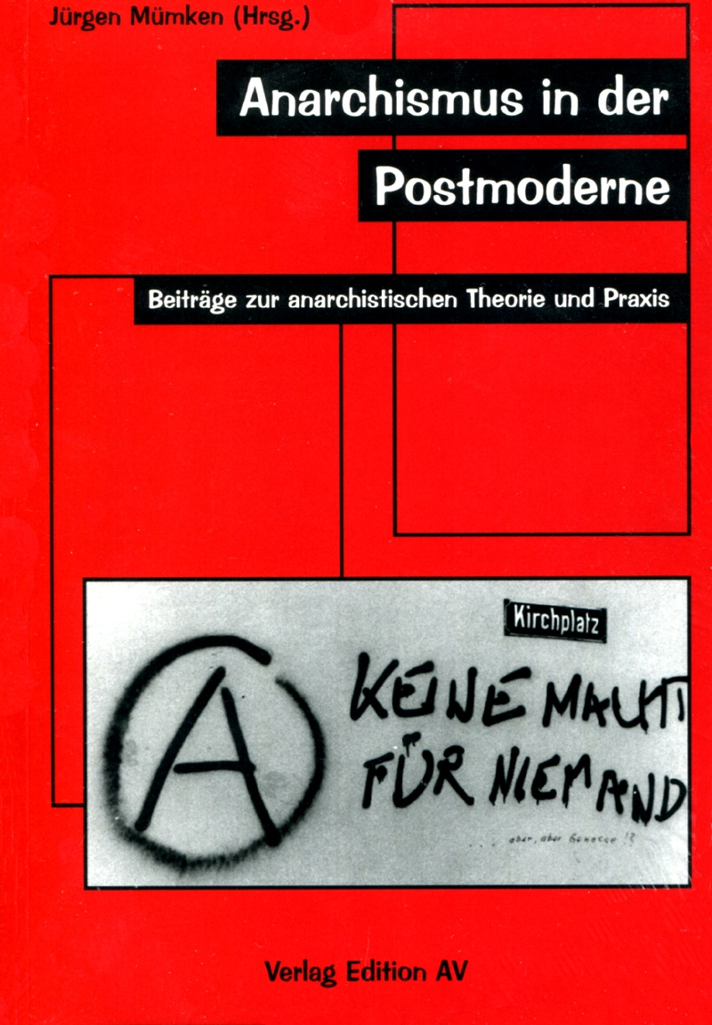 Anarchismus in der Postmoderne