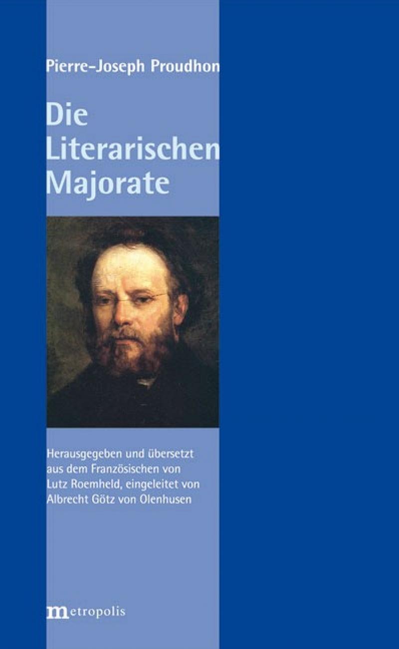 Die Literarischen Majorate