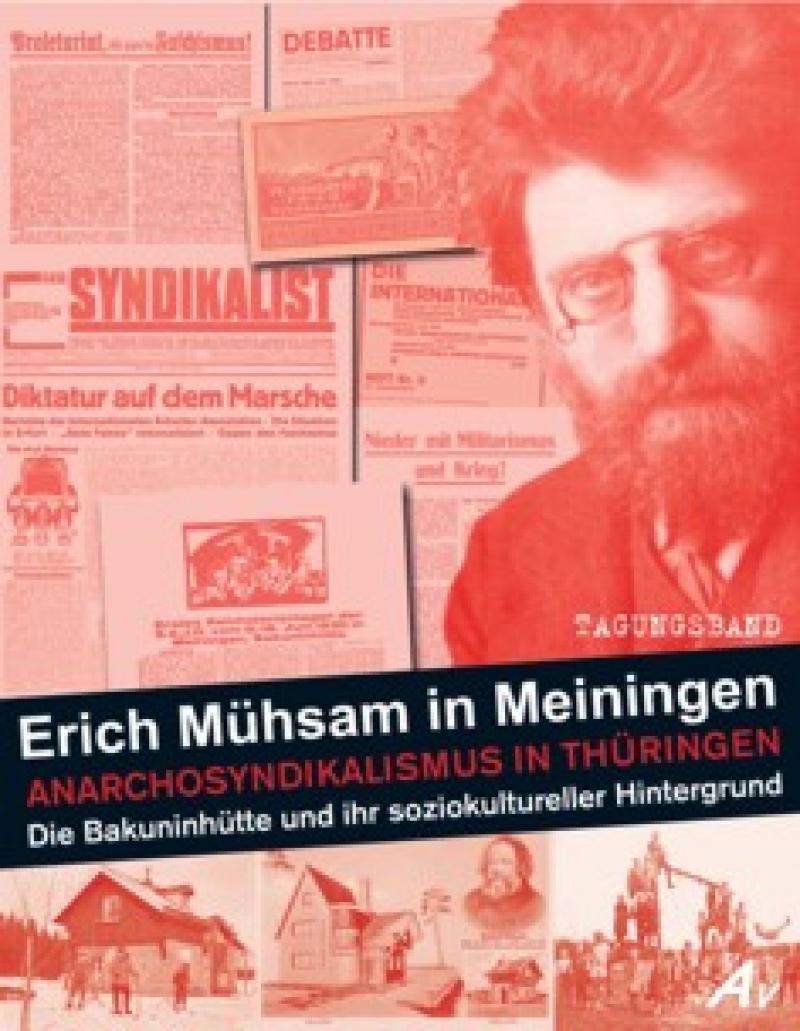 Erich Mühsam in Meiningen