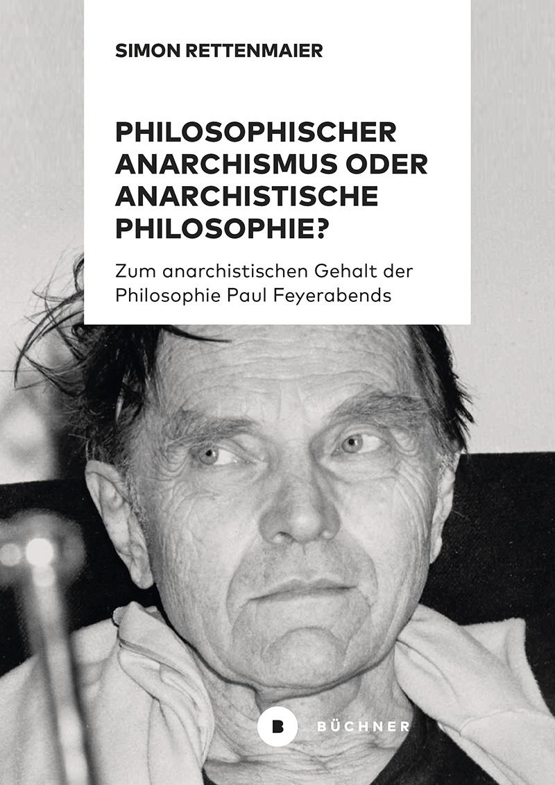 Philosophischer Anarchismus oder anarchistische Philosophie?