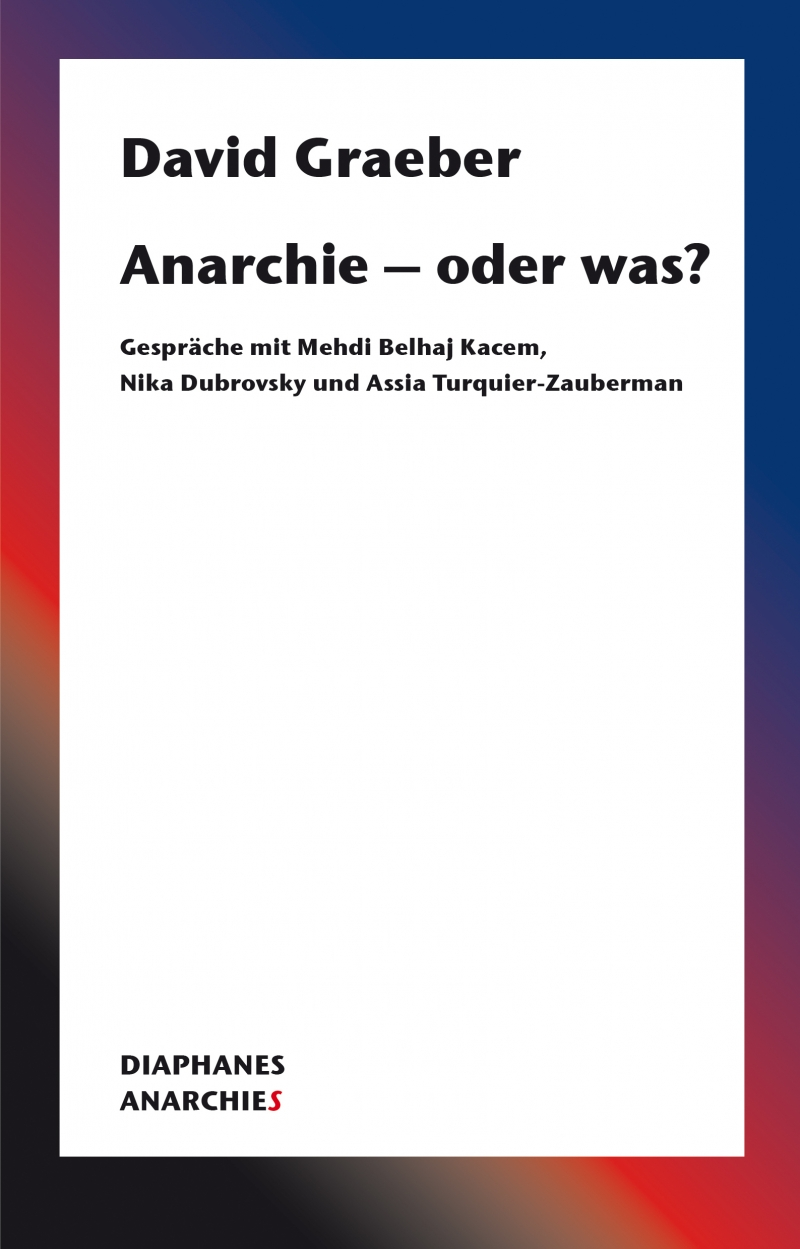 Anarchie – oder was?
