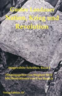 Landauer: Ausgewählte Schriften - Band 4
