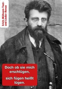 Erich Mühsam Revue