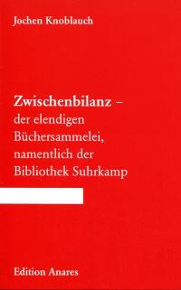 Zwischenbilanz - der elendigen Büchersammelei . . .